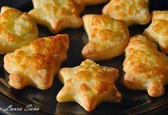 Fursecuri cu cascaval | Retete culinare cu Laura Sava