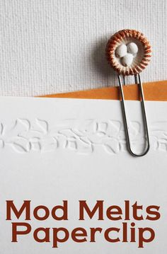 Mod Melts Paperclip