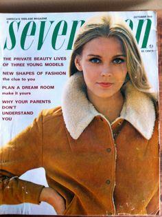 Seventeen Magazine 1960s