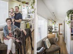 Macy Miller, tiny house living, Mini Motives, green family