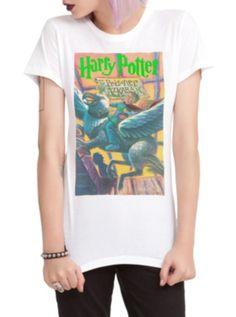 Harry Potter And The Prisoner Of Azkaban Girls T-Shirt