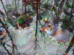 DeepDreemIt - Deep Dream Online Image Generator