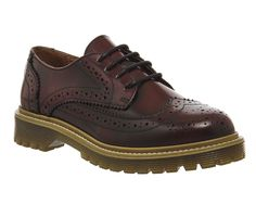 Rush Hour Lace Up Brogues