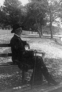 Jefferson Davis, c.1885
