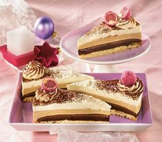 Schoko-Espressocreme-Torte