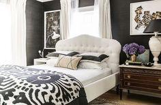 Dream Home Inspiration: Dark vs Light Bedroom – The Indigo Lattice