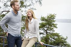 DALE OF NORWAY | Harald Sweater & Astrid Sweater | Shop now on Daleofnorway.com