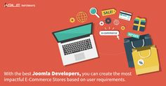 AgileInfoways offers the best #JoomlaeCommerceDevelopmentServices for #entrepreneurs who want to escalate their business globally.