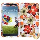 Samsung Galaxy S4 Hybrid Case - Hibiscus Flower