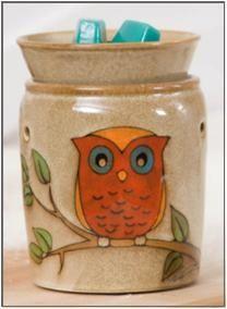 cute lil Owlet warmer