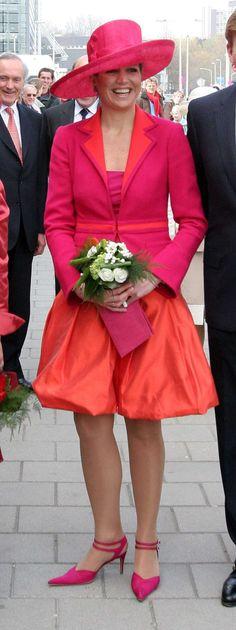 Princess Máxima - gedurfd cultuur l erfgoed l Duits lijntje l workshops l theater l www.desteenakker.nl