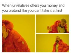 LMAO These Drake Hotline Bling Memes Are To Funny To Pass Up - The 25 best drake memes in existence