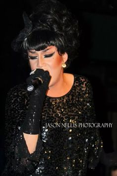 Adore Delano performing in Indianapolis, IN.   Photo © Jason Nellis Photography.