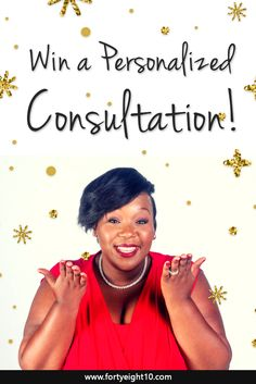 Just in time for the Holidays! Sign up for our email newsletter for your chance to WIN a personalized consultation with the Nation's Personal Style and Brand Specialist, Juliana Gallimore.  With clients across Canada, Juliana Gallimore and her team are ready to take your personal style, image and brand to the next level this Holiday Season.
