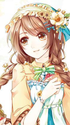 Marvelous Learn To Draw Manga Ideas. Exquisite Learn To Draw Manga Ideas. Pretty Anime Girl, Cool Anime Girl, Beautiful Anime Girl, Kawaii Anime Girl, Anime Art Girl, Anime Girls, Kawaii Hair, Manga Anime, Manga Girl