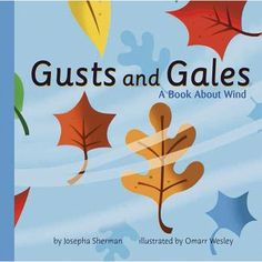 Gusts and Gales: A Book About Wind (Amazing Science: Weather): Find out about the different types of winds, including global winds, trade winds, local winds, and breezes. Learn about extreme wind weather like hurricanes and tornadoes. Primary Science, Kindergarten Science, Preschool Books, Science Books, Science Classroom, Science Lessons, Science Activities, Science Centers, Spring Activities
