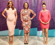 Pregnant and Fabulous! Tamera Mowry-Housley Shows off Her Maternity Style