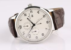 Junghans Meister Collection N 0225 027 4760 Power Reserve Wristwatch   eBay