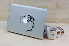 macbook decal macbook pro decal macbook 13 decal macbook sticker macbook stickers ipad sticker ipad decal -- Gear Head