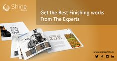 Motivate your clients with printing works from Shine Prints. We are giving best of printing works to your business Products. To beat your we are giving best Shine Prints top printing Company in # Visit us : www.in/ Contact us 75502 92654 Leaflet Printing, Offset Printing, Flyer Printing, Printing Services, Business Products, Motivate Yourself, Brochures, Chennai, Booklet