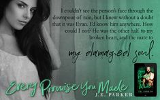 Every Promise You Made: A Second Chance Romance Novel Available on Kindle/KindleUnlimited beginning Redeeming Love, Second Chances, Romance Novels, Love Book, Kindle, Face, Books, Libros, Book