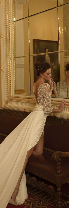Ester Haute Couture Fall 2016    #stunning #wedding dress