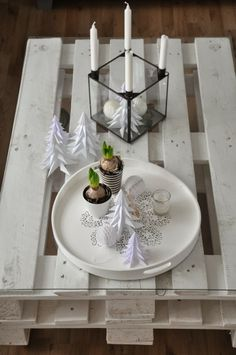 stůl palety