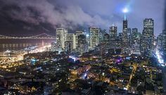 San Francisco from Coit Tower | Flickr - Photo Sharing!