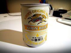 일본 미니 맥주 캔  #Osaka #Japan #Travel #Kirin #Beer