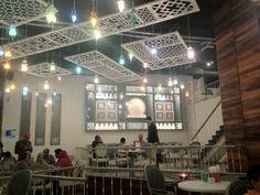 Love this new place Lebanese restaurant  called Tamara in city stars, Cairo