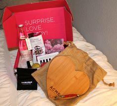 February 2015 PopSugar #musthave subscription box review!