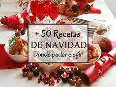 Recetas para navidad Christmas Dinner Menu, Christmas Mix, Christmas Drinks, Christmas Desserts, My Recipes, Mexican Food Recipes, Holiday Recipes, Xmas Food, Savoury Dishes