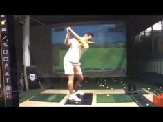 Dan Shauger Master of his (New Golf Swing)SGA/Dan Instructor Martin Stud...