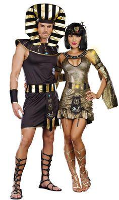 Pharaoh King Costume - Egyptian Costumes