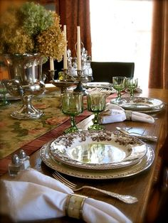 Another pretty table