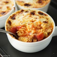 All of your favorite flavors of lasagna come together in a bowl of soup! Lasagna Soup is cheesy, comforting, and delicious.