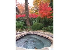 love this in-ground hot tub
