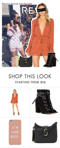 """Revolve festival with Danielle"" by perfectharry ❤ liked on Polyvore featuring ále by Alessandra, Gianvito Rossi, Martha Stewart and Marc Jacobs"