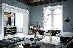 Швеция подарила миру многих известных дизайнеров. Шведский стиль в интерьере в последние годы стал очень популярным из-за своей доступности и современности