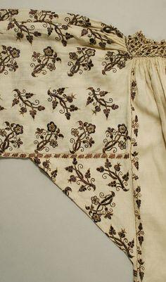 Shirt, detail | Date: late 16th century Culture: Italian Med… | Flickr Mode Renaissance, Renaissance Clothing, Renaissance Fashion, Antique Clothing, Italian Renaissance, Historical Costume, Historical Clothing, Elizabethan Costume, 16th Century Clothing