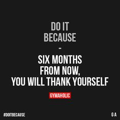 Gymaholic motivation to help you achieve your health and fitness goals. Try our free Gymaholic Fitness Workouts App. Sport Motivation, Fitness Motivation Quotes, Weight Loss Motivation, Weight Loss Inspiration, Motivation Inspiration, Fitness Inspiration, Style Inspiration, Positive Quotes, Motivational Quotes