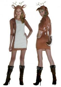 Top Women's Halloween Costumes 2012