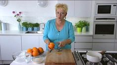 Langoustines flamed in whisky sauce with dill and lemon potato cakes and salad with citrus dressing recipe - BBC Food Key Lime Pie, Bbc, Pickle Vodka, Savarin, Mince Meat, Mary Berry, Le Chef, Thing 1, Serving Plates