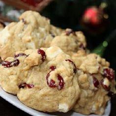 Amazing Recipez - Cranberry Cookies