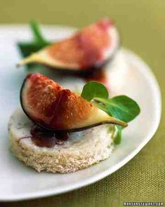 See our Gorgonzola Dolce with Figs and Port galleries