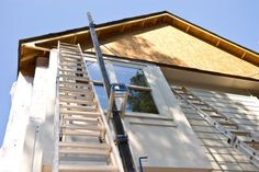 Photo about Side of a new home under construction, the siding is being installed. Image of exterior, finance, foundation - 7630036 Under Construction, New Homes, Exterior, Stock Photos, Siding Installation, House, Image, Google, Home