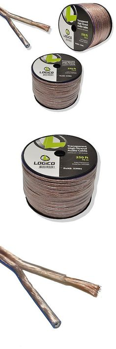 Power And Speaker Wire Car Home Audio 10 Gauge 250 Ft