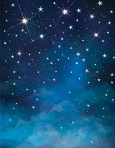 Vast Night Sky Stars Photography Backdrops Newborn Baby Blue Photo Backgrounds for Children Studio Props Blue Sky Photography, Star Photography, Background For Photography, Photography Backdrops, Fabric Photography, Children Photography, Photo Backdrops, Christmas Photography, Stage Backdrops