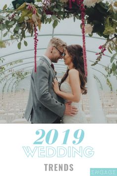 2019 wedding trends Written by Engage weddings based in Bedfordshire Wedding Planning Tips, Wedding Planner, Wedding Trends, Wedding Venues, Wedding Ideas, Botanical Wedding Theme, Wedding Flowers, Summer Lily, Wedding Stage