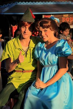 Celebrate! A Street Party: Peter Pan, Wendy Darling | by armadillo444